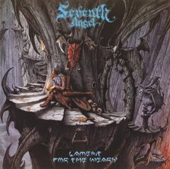Seventh Angel - Lament for the Weary CD (Retroactive Records 1991/2005) Raro