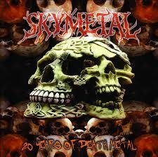 Skymetal - 20 Years of Death Metal (tributo) CD