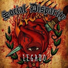 Social Disparity - Legado CD  (