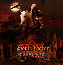 Soul Factor - Resurgence of Caos CD (Sepultura, Skymetal, Mortiication)