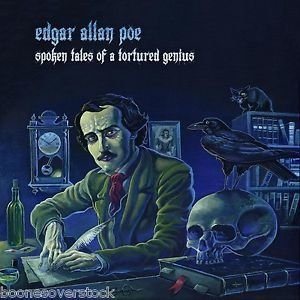 Ted Kirkpatrick - Edgar Alan Poe: Spoken Tales of a Tortured Genius CD