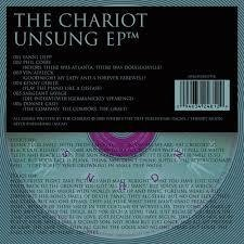 The Charioth - Unsung EP - Raro (Solidstate 2006)