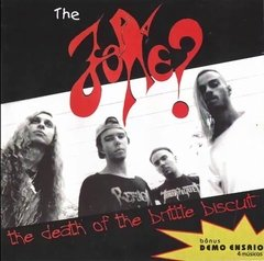 The Joke - The death of the Brittle Biscuit CD (Força Eterna Rec.) Raro