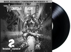 Wonrowe Vision - Head Monster - Limited Ed. - Numerado 150x (Black Friday)