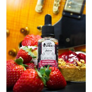 Juice - Radiola - Strawberry Fields Forever - 30ml