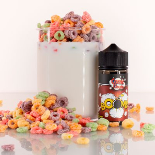 Juice - Comic Clouds - Fruit Loops - 100ML