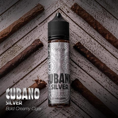 Juice -  Vgod - Cubano Silver - 60ml