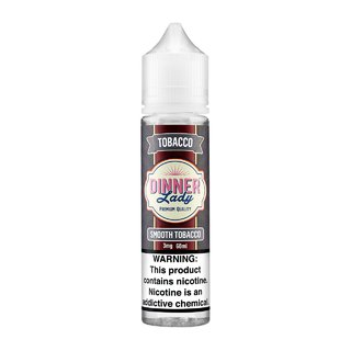 Juice - Dinner Lady - Smooth Tobacco - 60ml