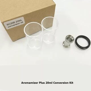Kit Vidro - Steam Crave - Aromamizer Plus