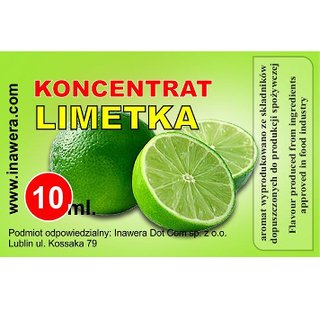 Lime Concentrate - Inw