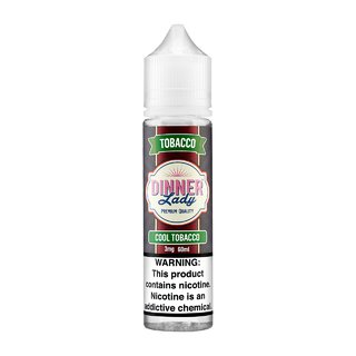Juice - Dinner Lady - Cool Tobacco - 60ml