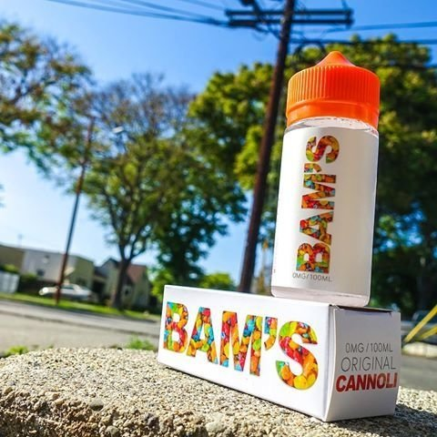 Juice - Bam'S - Original Cannoli - 100ml