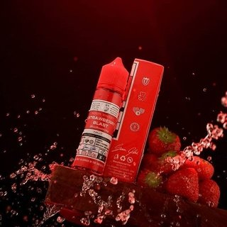 Juice - Glas Basix Series - Strawberry Blast - 60ml