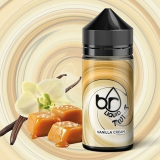 Juice - Br Liquid - Vanilla Cream - 100ml