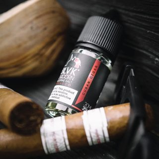 SaltNic -  Blvk -Tobacco Cuban Cigar - 30ml
