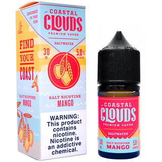 SaltNic - Coastal CLoudz - Mango - 30ml