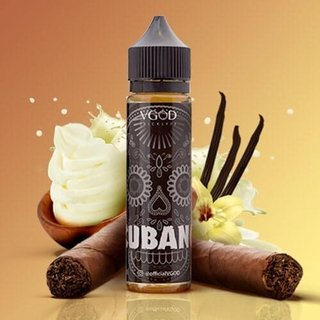 Juice - Vgod - Cubano - 60ml