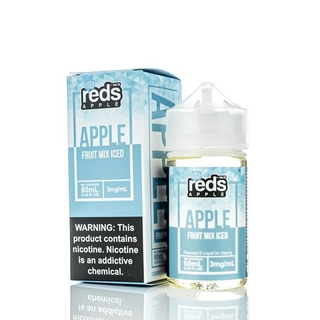 Juice - Reds -Fruit Mix Iced - 60ml