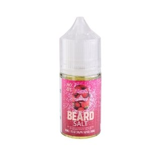 SaltNic - Beard- No. 05 - 30ml