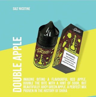 SaltNic - Nasty - Shisha Double Apple - 30ml