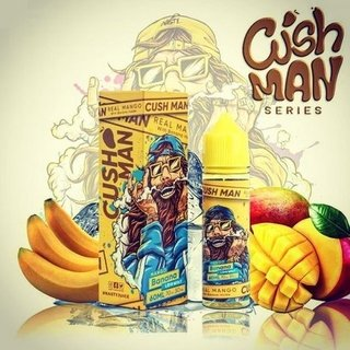 Juice - Nasty  Cush Man - Mango Banana - 60ml