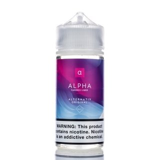 Juice - Alternativ - Alpha - 100ml
