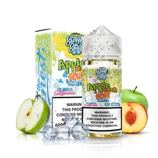 Juice - Finest Sweet & Sour - Apple Peach Sour on Ice - 100ml