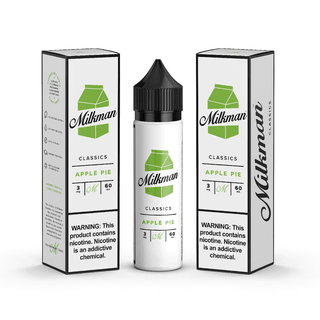Juice - The Milkman - Apple Pie - 60ml