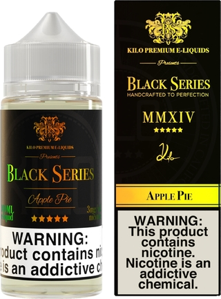 Juice - Kilo - Black Series - Apple Pie - 60ml
