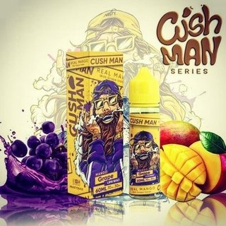 Juice - Nasty  Cush Man - Mango Grape - 60ml