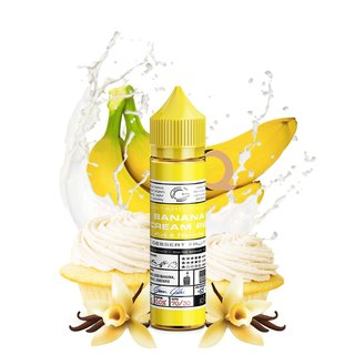 Juice - Glas Basix Series - Banana Cream Pie - 60ml
