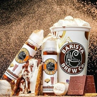 Juice - White Chocolate Mocha By Barista Brew Co  60ml