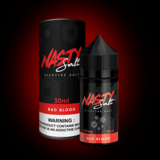 SaltNic - Nasty - Bad Blood - 30ml