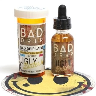 SaltNic - Bad Drip Labs - Ugly Butter - 30ml