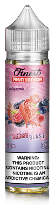 Juice - Finest Fruit Edition - Berry Blast - 60ml