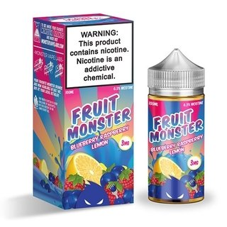 Juice - Fruit Monster - Blueberry Raspberry Lemon - 100ml