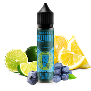Juice - Coastal Clouds - Blueberry Limeade - 60ml