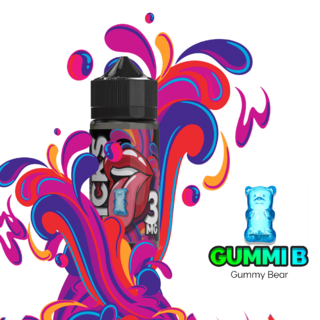 Juice -  Roll Upz Gummie B Licks - 100ml