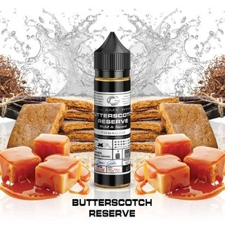 Juice - Glas Basix Series - Butterscotch Reserve - 60ml
