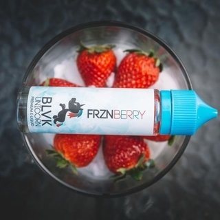 Juice - Blvk Frzn Berry - 60ml