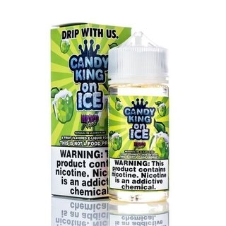 Juice - Candy King On Ice - Hard Apple On Ice - 100ml