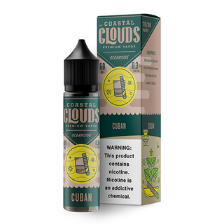Juice - Coastal Clouds - Cuban - 60ml