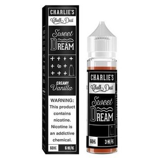 Juice - Charlie'S Chalk Dust - Sweet Dream - 60ml (Dream Cream)