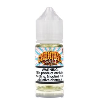 SaltNic - Carnival - Blue Cotton Candy - 30ml