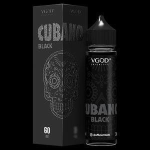 Juice - Vgod - Cubano Black - 60ml