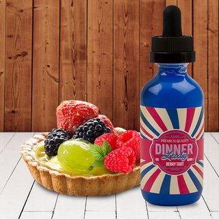 Juice - Dinner Lady - Berry Tart - 60ml