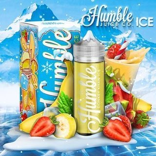 Juice - Humble - Donkey Kahn Ice - - 120ml