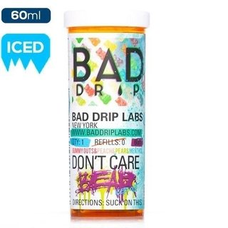 Juice - Bad Drip Labs - Don'T Care Bear Iced Out - 60ml