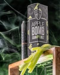 Juice - Vgod - Apple Bomb - 60 Ml
