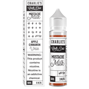 Juice - Charlie'S Chalk Dust - Mustache Milk - 60ml
